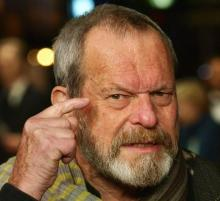 Director Terry Gilliam calls Trump an 'idiot'