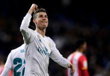 Self-belief key to success: Ronaldo