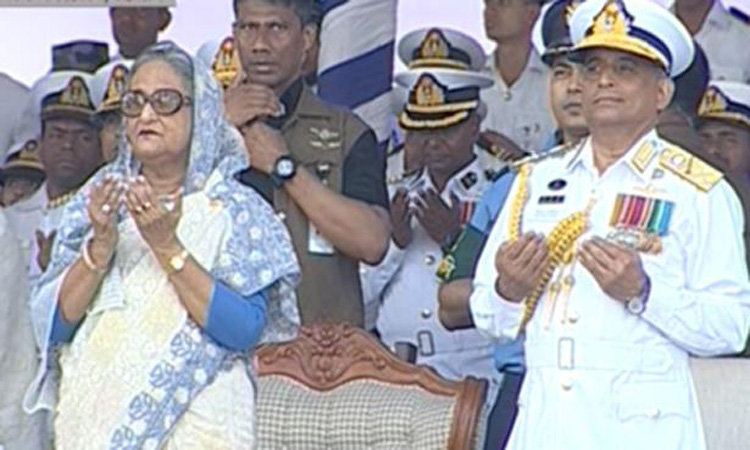 PM inaugurates BNA Bangabandhu Complex