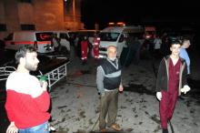 35 killed in Damascus rebel rocket attack