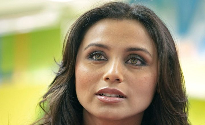 Rani Mukerji pens heartfelt letter on 40th birthday