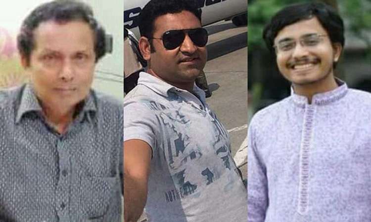 US-Bangla plane crash: Bodies of Nazrul, Alif and Pias arrive today