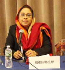 Bangladesh seeks UN support for its inclusive approach towards women dev