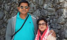 US-Bangla Airlines pilot Abid's wife no more