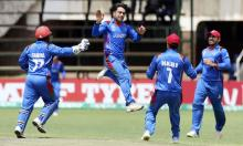 Asghar takes Afghans to World Cup