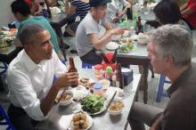 The 'bun cha Obama' in Vietnam