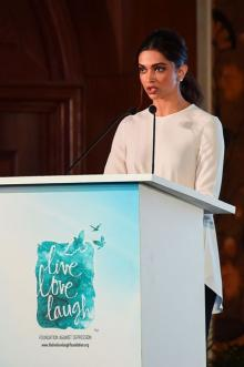 Bollywood's Padukone says India 'long way' from ending mental illness stigma