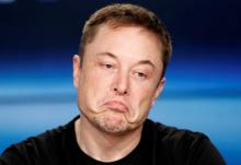 Musk deletes Facebook pages of Tesla, SpaceX after challenged on Twitter