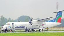 US-Bangla plane makes emergency landing at Dhaka airport