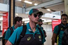 Smith sent home in disgrace, coach survives