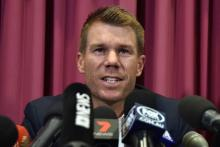 Warner resigned to never playing for Australia again