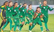 Bangladesh emerge champions in Jockey CGI Youth Football