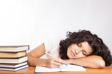 Less sleep may cause dementia