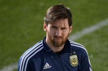 Messi to return as Barca host Roma in Champions League last eight