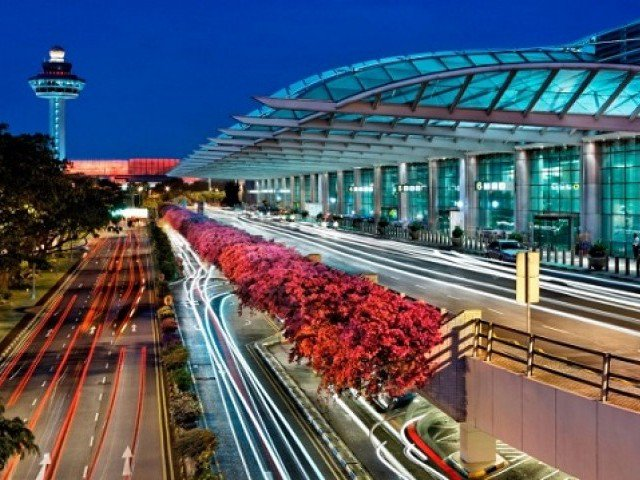 Singapore Changi named World's Best Airport by travellers at aviation Oscars