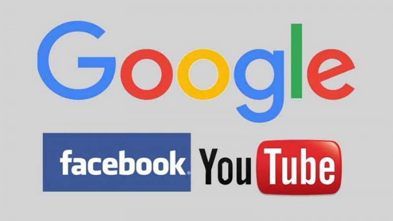 HC orders for realizing revenue from Google, facebook, You Tube