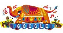 Google doodle celebrates Pahela Baishakh
