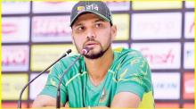 Mashrafe adds semi cross seam delivery to repertoire