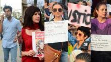 Bollywood stars Akshay Kumar, Kalki Koechlin seek justice for Kathua, Unnao victims