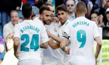 Bale leads Real to low-key win over Leganes