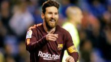 Messi hat-trick clinches Barca La Liga crown