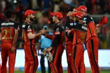 Bangalore beat Mumbai in IPL tie