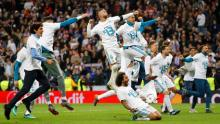 Benzema fires Real to Champions League final
