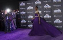 'Black Panther' leads MTV Movie and TV Award nods