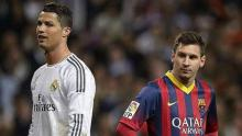 Mexican factory churning out Messi, Ronaldo masks
