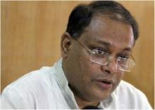 BNP is exposed to internal crisis: Hasan