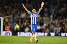 Brighton beat Man U, avoid relegation