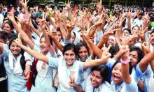 77.77% students pass SSC, equivalent exams