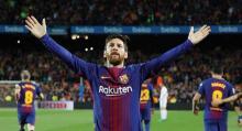 Messi gives 10-man Barca 2-2 draw with Madrid, Ronaldo hurt