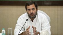 Rahul Gandhi announces prime ministerial ambitions