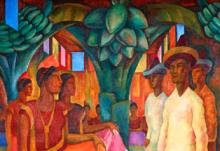 Diego Rivera painting sets record at auction