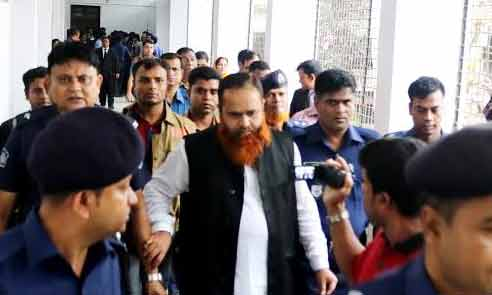 MP Rana put on two days remand