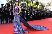 Aishwarya shows up in butterfly gown at Cannes Film Festival