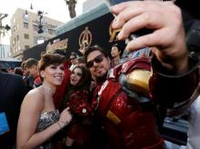 'Avengers: Infinity War' dominates N American box office