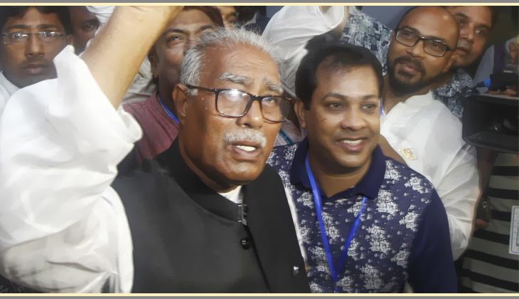 Talukder Khaleque wins KCC mayoral polls