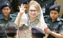 SC upholds Khaleda's bail in graft case