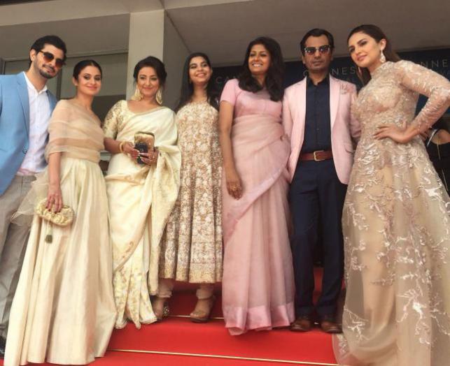 Nandita Das with 'Manto' biopic