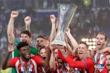 Atletico win Europa title
