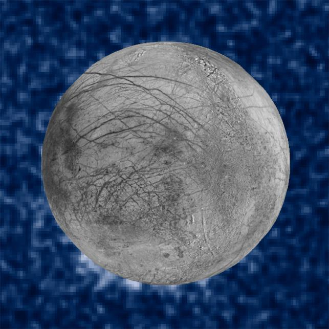 Jupiter moon Europa 'top candidate' for alien life