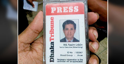 Dhaka Tribune employee killed in road accident on Hanif flyover