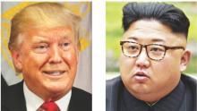 Trump seeks to placate North Korea's Kim over uncertain summit
