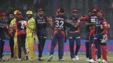 Daredevils beat Chennai Super Kings ahead of playoffs