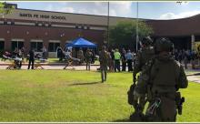 8 killed in Texas school shooting