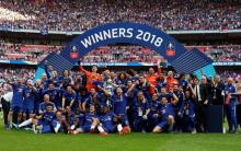 Chelsea edge Man United in FA Cup final