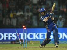 Titleholders Mumbai Indians crash out of IPL
