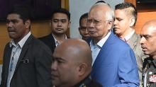 Malaysia fromer PM Najib quizzed by graft agency